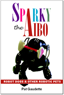 Sparky the AIBO